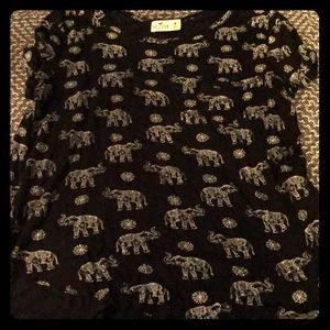 Hollister Elephant T-Shirt